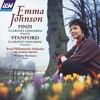 Emma Johnson, Royal Philharmonic Orchestra, Sir Charles Groves – Finzi: Clarinet Concerto; 5 Bagatelles / Stanford: Clarinet Concerto; 3 Intermezzi
