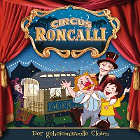 Přední strana obalu CD Der geheimnisvolle Clown (Pilotfolge)
