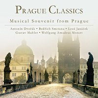 Přední strana obalu CD Prague Classics / Musical Souvenir from Prague
