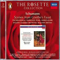 Dietrich Fischer-Dieskau, Elizabeth Harwood, John Shirley-Quirk, Sir Peter Pears – Schumann: Scenes from Goethe's Faust