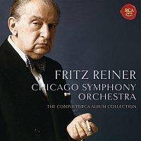 Přední strana obalu CD Fritz Reiner - The Complete Chicago Symphony Recordings on RCA