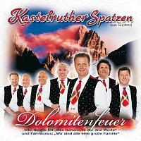 Přední strana obalu CD Dolomitenfeuer