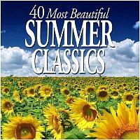 Various Artists.. – 40 Most Beautiful Summer Classics