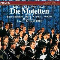 Thomanerchor Leipzig, Georg Christoph Biller, Capella Thomana – Johann Sebastian Bach: Die Motetten