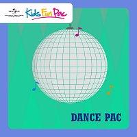 Přední strana obalu CD Kids Dance Pac [International Version]