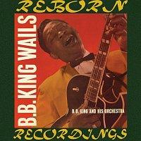 Přední strana obalu CD B.B. King Wails (HD Remastered)
