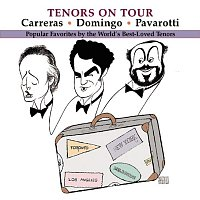 José Carreras, Oscar Hammerstein II, Richard Rodgers – Tenors on Tour
