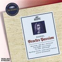Schola Cantorum Basiliensis, August Wenzinger – Handel: Brockes Passion [3 CDs]
