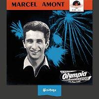Přední strana obalu CD Heritage - Olympia 1958 - Polydor (1958)
