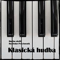 Přední strana obalu CD Klasická hudba
