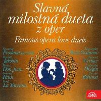 Slavná milostná dueta z oper