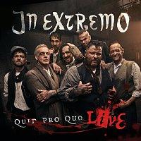 Přední strana obalu CD Quid Pro Quo [Live]