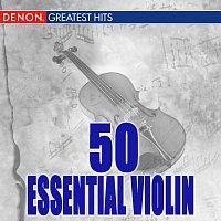 Různí interpreti – 50 Essential Violin