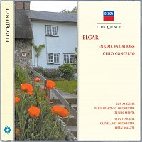 Lynn Harrell, The Cleveland Orchestra, Lorin Maazel, Los Angeles Philharmonic – Elgar: Enigma Variations; Cello Concerto