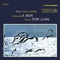 Fritz Reiner, Claude Debussy, Chicago Symphony Orchestra – Debussy: La Mer, L. 109 - Strauss: Don Juan, Op. 20
