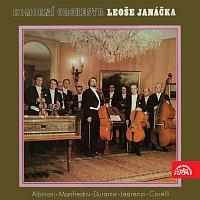 Janáčkův komorní orchestr Ostrava – Komorní orchestr Leoše Janáčka /Albinoni, Manfredini, Durante, Legrenzi, Corelli