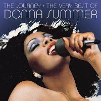 Přední strana obalu CD The Journey: The Very Best Of Donna Summer