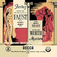 Irma Kolassi, London Symphony Orchestra, Anatole Fistoulari – Berlioz: La damnation de Faust; Massenet: Werther – Excerpts [Opera Gala – Volume 2]