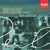 Itzhak Perlman, BBC Symphony Orchestra, Gennadi Rozhdestvensky – Prokofiev: Violin Concertos / Sonata for 2 Violins