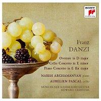 Howard Griffiths, Franz Danzi, Munchener Kammerorchester – Danzi: Ouverture, Cello Concerto & Piano Concerto
