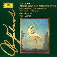 "Melos Quartet – Schubert: String Quartets ""Rosamunde"" & ""Death and the Maiden"""