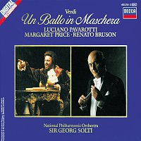 Kathleen Battle, Renato Bruson, Christa Ludwig, Luciano Pavarotti, Sir Georg Solti – Verdi: Un Ballo in Maschera [2 CDs]