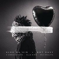 Alex Da Kid, X Ambassadors, Elle King, Wiz Khalifa – Not Easy