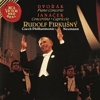 Rudolf Firkušný – Dvorak: Piano Concerto in G Minor, Op. 33 - Janacek: Concertino & Capriccio for Piano