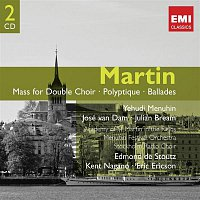 Martin: Orchestral, Choral & Vocal Works etc.
