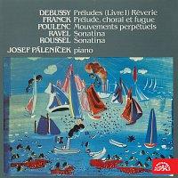 Josef Páleníček – Klavírní skladby francouzských skladatelů