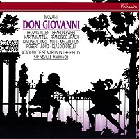 Sir Neville Marriner, Sir Thomas Allen, Sharon Sweet, Francisco Araiza – Mozart: Don Giovanni