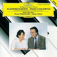 """Maria Joao Pires, Wiener Philharmoniker, Claudio Abbado – Mozart: Piano Concertos Nos.14 & 26 """"Coronation"""""""