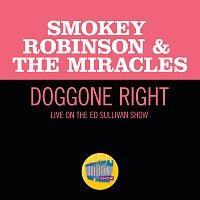 Smokey Robinson & The Miracles – Doggone Right [Live On The Ed Sullivan Show, June 1, 1969]