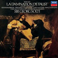 Sir Georg Solti, Kenneth Riegel, Frederica von Stade, José van Dam, Malcolm King – Berlioz: La Damnation de Faust