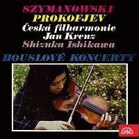 Shizuka Ishikawa, Česká filharmonie, Jan Krenz – Koncerty pro housle a orchestr