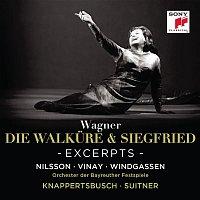 Birgit Nilsson, Richard Wagner, Orchester der Bayreuther Festspiele, Wolfgang Windgassen, Otmar Suitner – Wagner: Die Walkure, WWV 86B & Siegfried, WWV 86C (Highlights)