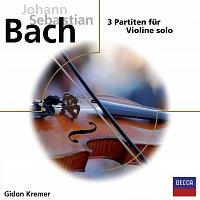 Gidon Kremer – Bach, 3 Partiten fur Violine solo