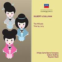 Isidore Godfrey, Royston Nash, The D'Oyly Carte Opera Company – Gilbert & Sullivan: The Mikado; Trial By Jury