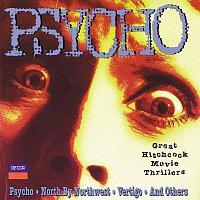 Přední strana obalu CD Psycho - Great Hitchcock Movie Thrillers