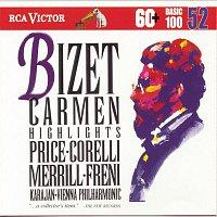 Herbert von Karajan, Georges Bizet, Leontyne Price, Franco Corelli, Wiener Philharmoniker – Bizet: Carmen Highlights
