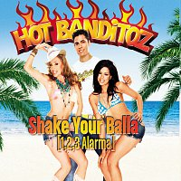 Přední strana obalu CD Shake Your Balla (1,2,3 Alarma)