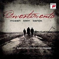 Kammerorchester Basel – Mozart: Divertimento K 131/G. Klein: Divertimento/B. Bartok: Divertimento for Strings
