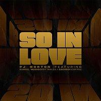 PJ Morton – So In Love (feat. Darrel 'MusiqCity' Walls & Zacardi Cortez)