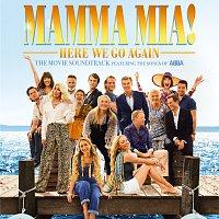 Přední strana obalu CD Mamma Mia! Here We Go Again [Original Motion Picture Soundtrack]