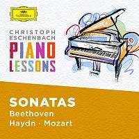Christoph Eschenbach – Piano Lessons - Piano Sonatas by Haydn, Mozart, Beethoven