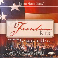 Přední strana obalu CD Let Freedom Ring