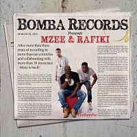 Přední strana obalu CD Timhamba