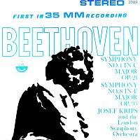 London Symphony Orchestra, Josef Krips – Beethoven: Symphonies No. 1 & 8 (Transferred from the Original Everest Records Master Tapes)