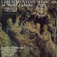 Collegium musicum pragense – Česká lovecká hudba ve světových archívech / Fiala - Koželuh - Anton - Vranický - Stamic /