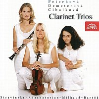 Bartók, Chačaturjan, Milhaud, Stravinskij: Klarinetová tria